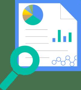 Le rapport d′audit SEO liste les recommandations à réaliser pour optimiser son référencement naturel