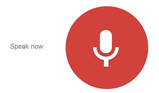 Google Voice - moteur de recherche vocal - Ok Google !