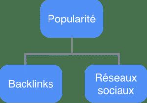 Audit de popularité - backlinks et réseaux sociaux