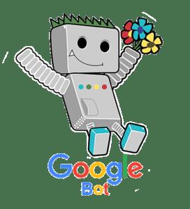 Indexation de votre site web par le robot de Google
