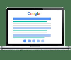 Liens naturels selon le référencement de Google