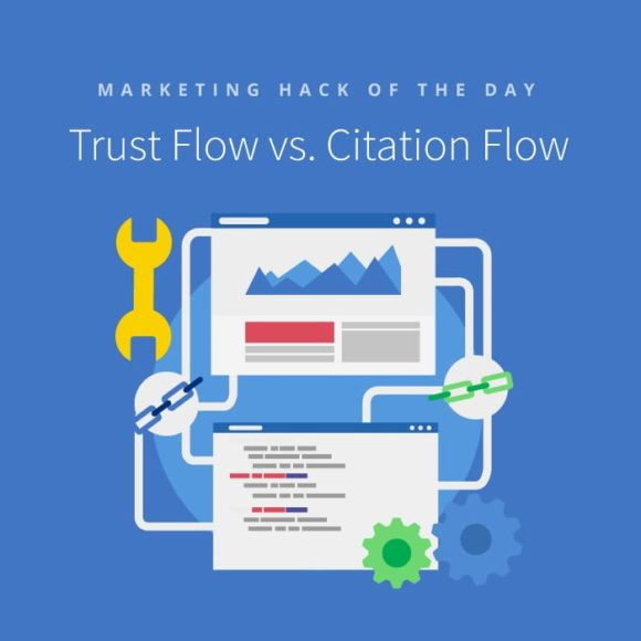 Comprendre le Trust Flow et Citation Flow